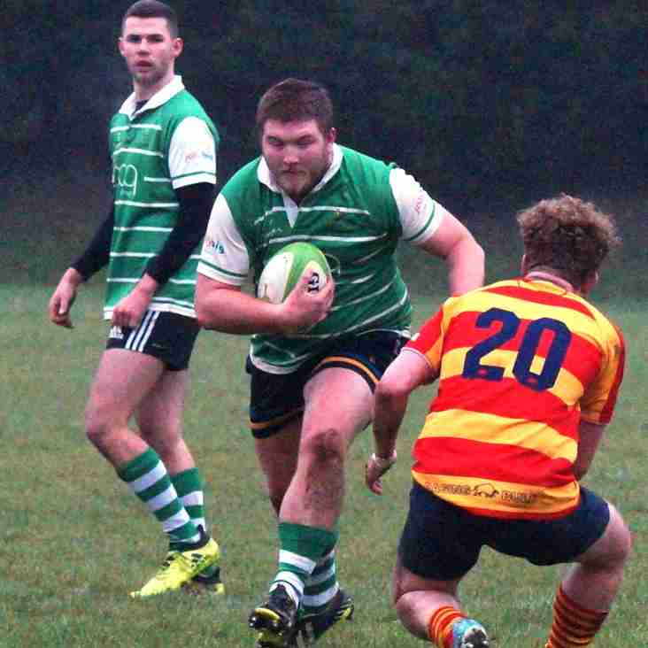 Senior Rugby at BRUFC this weekend