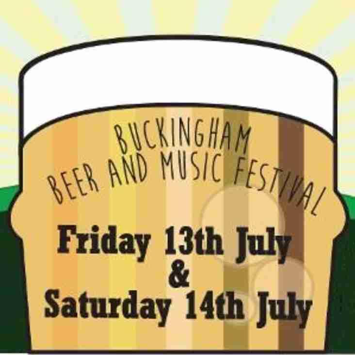 8th Buckingham Beer & Music Festival