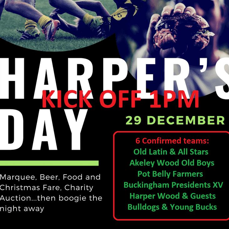 Harper's Day