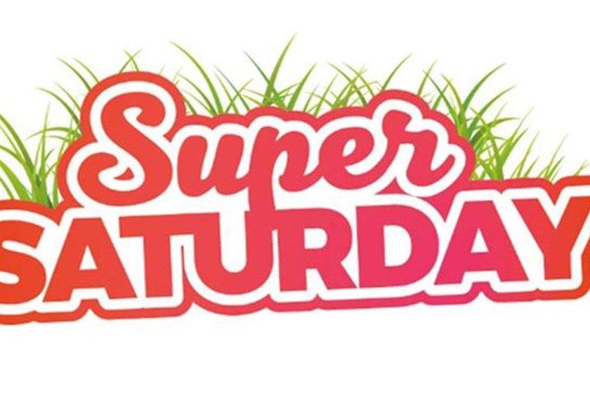 Super Saturday: 15th September