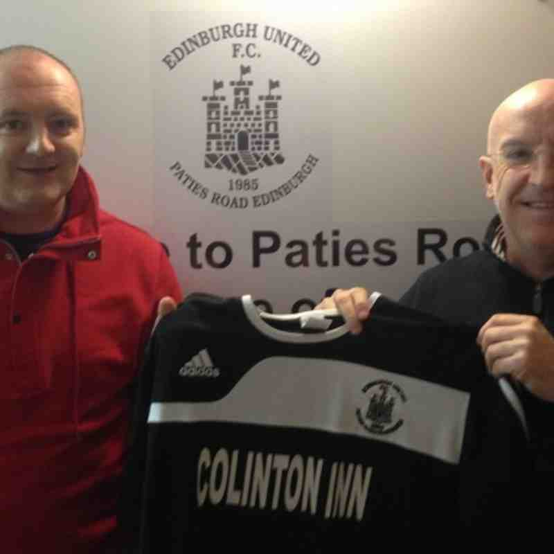 Edinburgh United Juniors and Alba Athletic FC link up