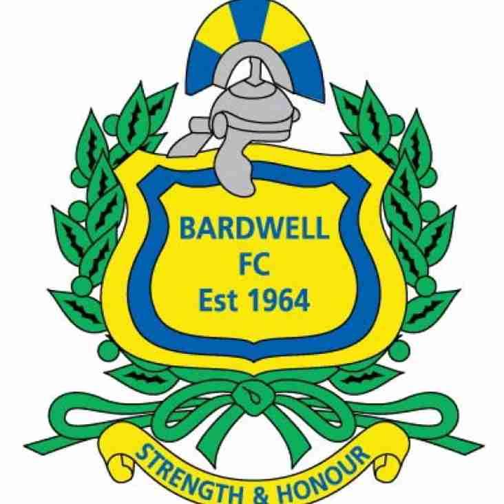 Bardwell U14 Win Grove Tournament
