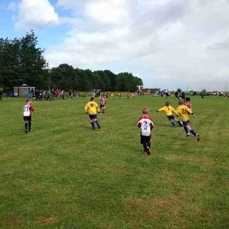 Summer Tournaments (U11s)