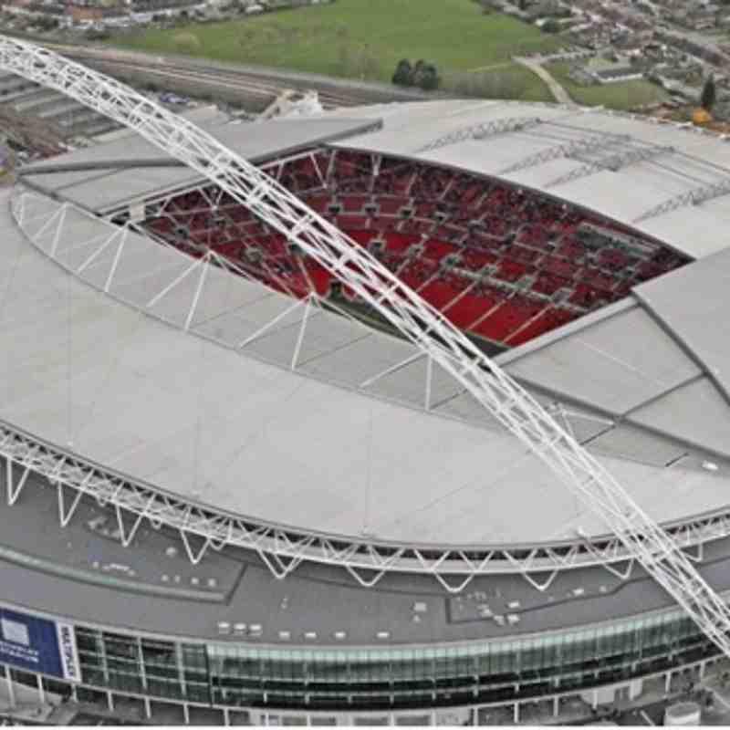 Wembley Trip 2013