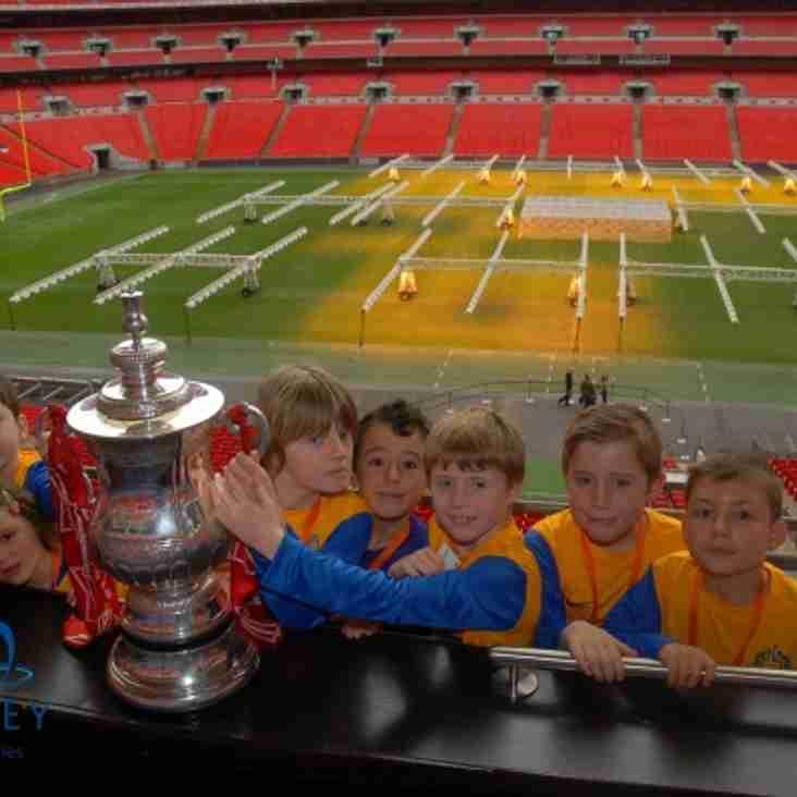 Bardwell Go To Wembley!