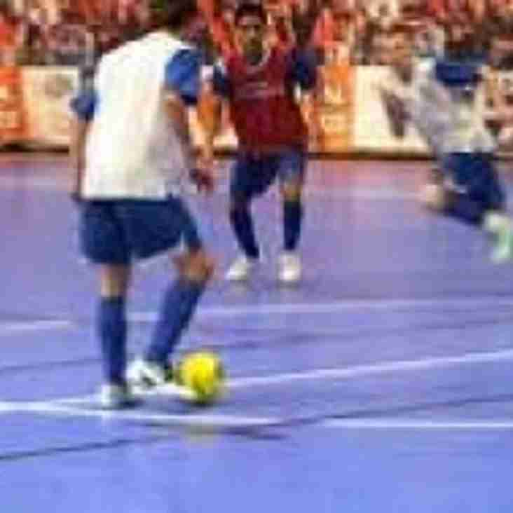 Bardwell FC To Play Futsal