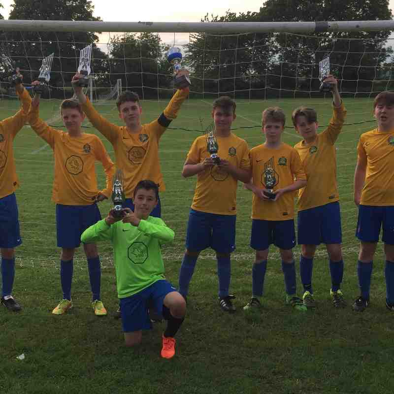 Cholsey Jubilee Tournament 2017