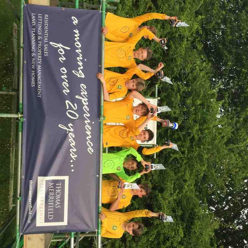Cholsey Jubilee Tournament 2017
