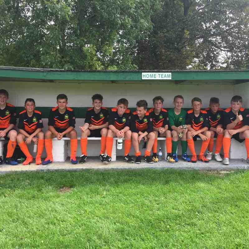 Wantage Town U14 Tournament
