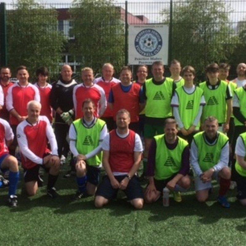 FA Cup final 2016 Coaches match