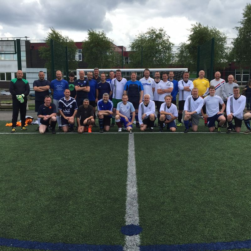 Champions League Charity Cup Final Game