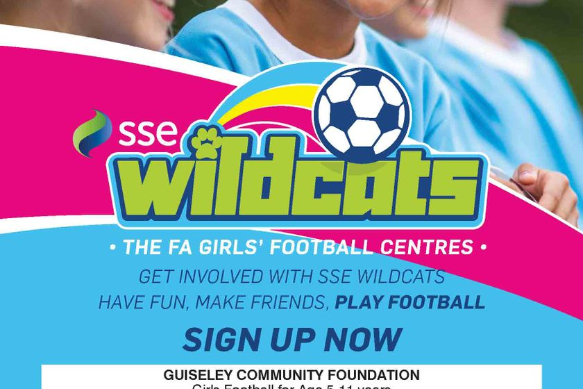 Girls football in the community