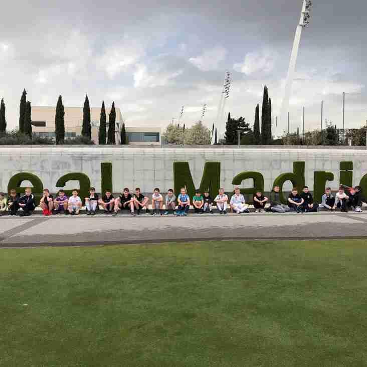 Madrid 2018 tour