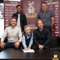 Menston Junior signs for City
