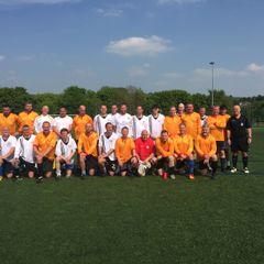 Charity Cup final pictures