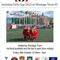 Swindon Cup 2015 at Wantage Town FC