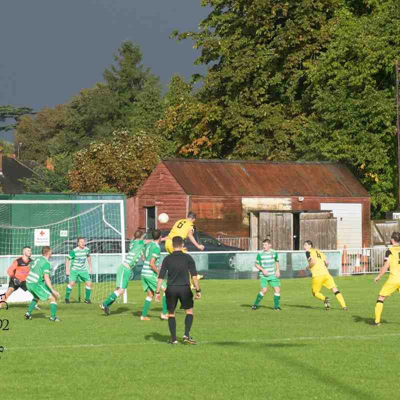 Wantage Town vs Tiverton Town