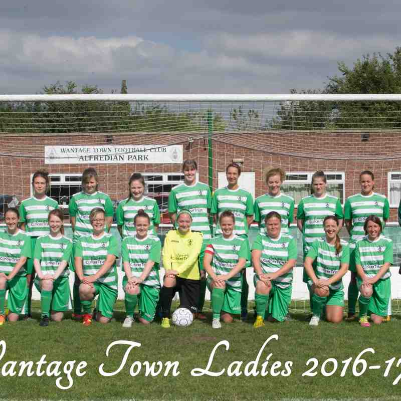 Wantage Town Ladies
