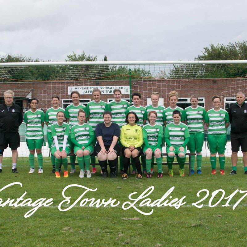 First Team (Women) beat Launton 2 - 5