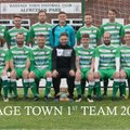 First Team See Off Fairford