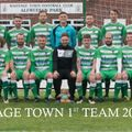 Burnham vs. Wantage Town Football Club
