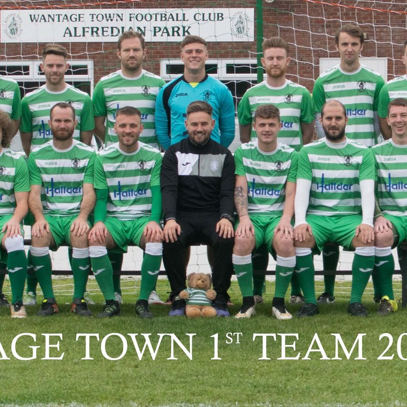 Wantage Remain In Pole Position