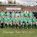 Under 17s lose to Wallingford Town 8 - 3