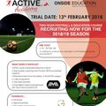 Football Academy at Wantage Town FC