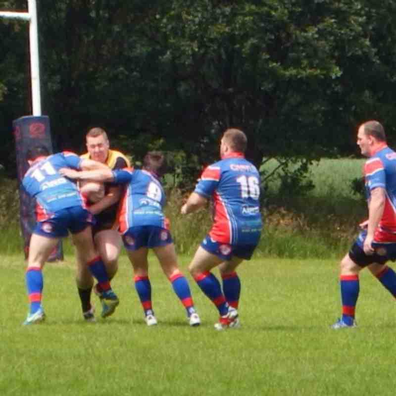 Widnes St. Maries Vikings -v- Haydock 21/06/2014