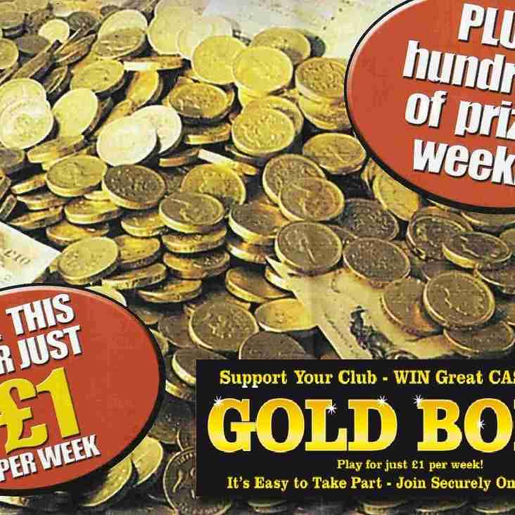 Gold Bond Weekly Draw Winners week 38, 16th September 2016