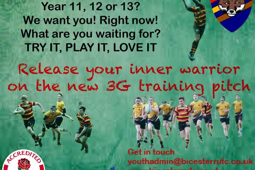 Aged 15-17? We want YOU! Right NOW!