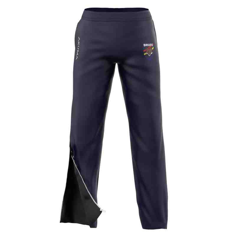 Navy Loose Fit Training Bottoms