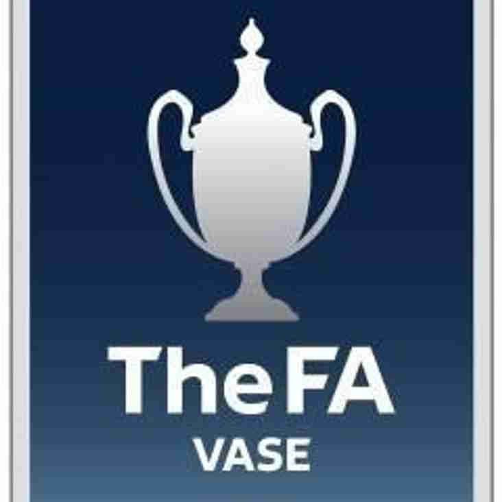 ITS FA VASE WEEK AND A TRIP TO COLNEY HEATH ON SATURDAY