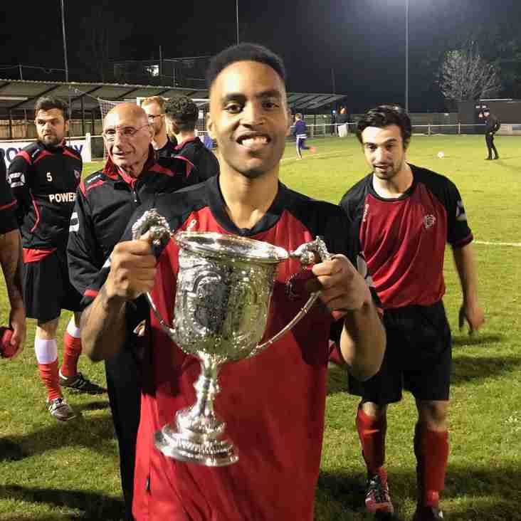 MIDDLESEX COUNTY  PREMIER CUP JOY