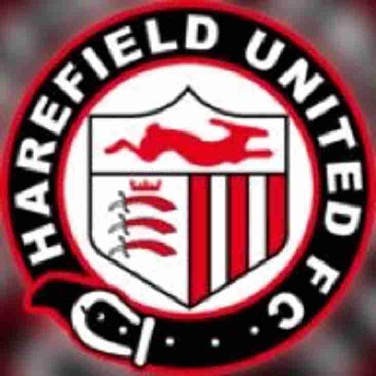 HAREFIELD UTD 3 -2 RISBOROUGH RANGERS
