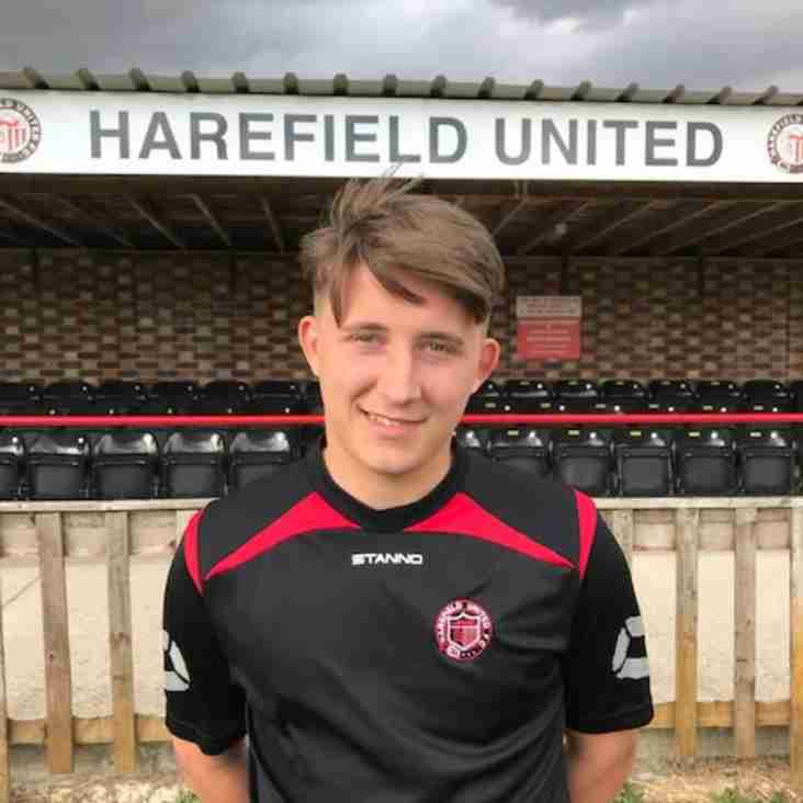 ENFIELD BOROUGH 0-1 HAREFIELD UTD