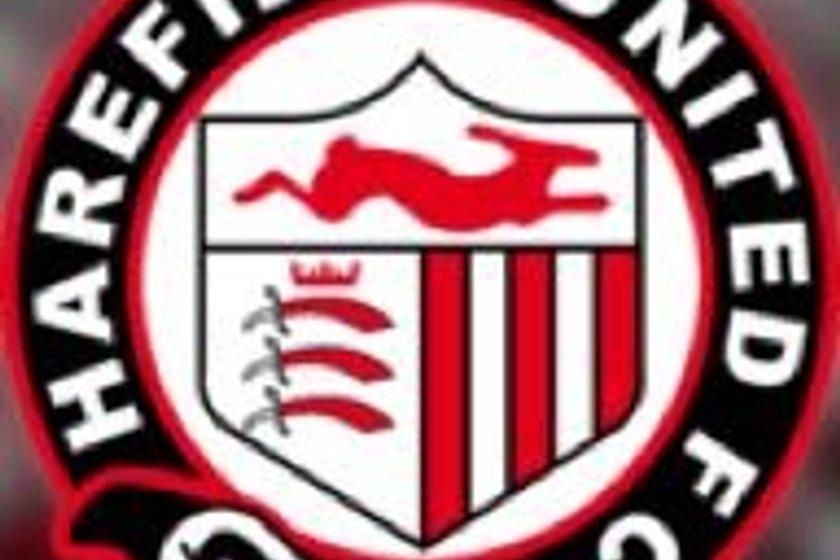 HAREFIELD UTD V FC BROXBOURNE  ONLINE PROGRAMME