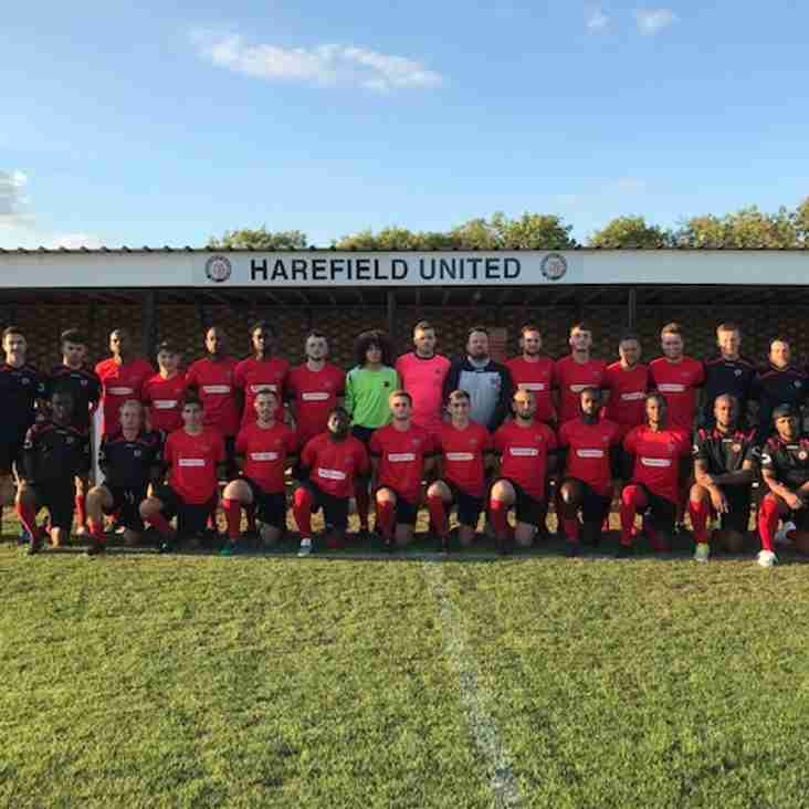 RISBOROUGH RANGERS 0-3 HAREFIELD UTD