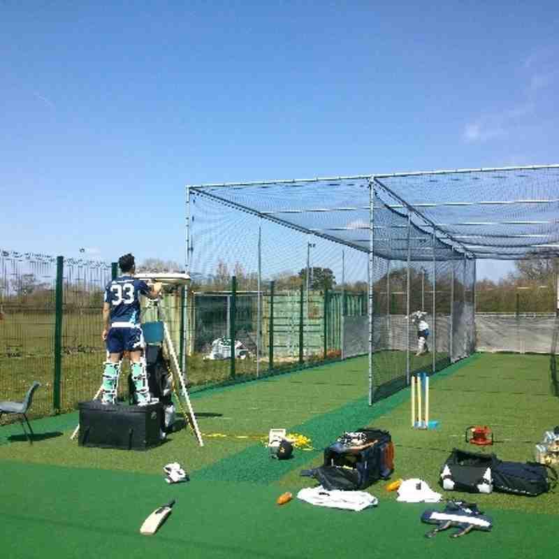 Kidlington Cricket Club 1st XI 2013