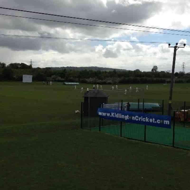 Kidlington Cricket Club 2014