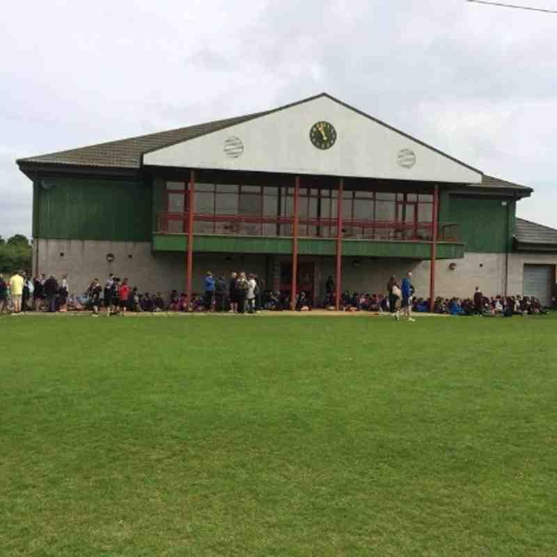 School KWIK Cricket Festival 2014 at Stratfield Brake