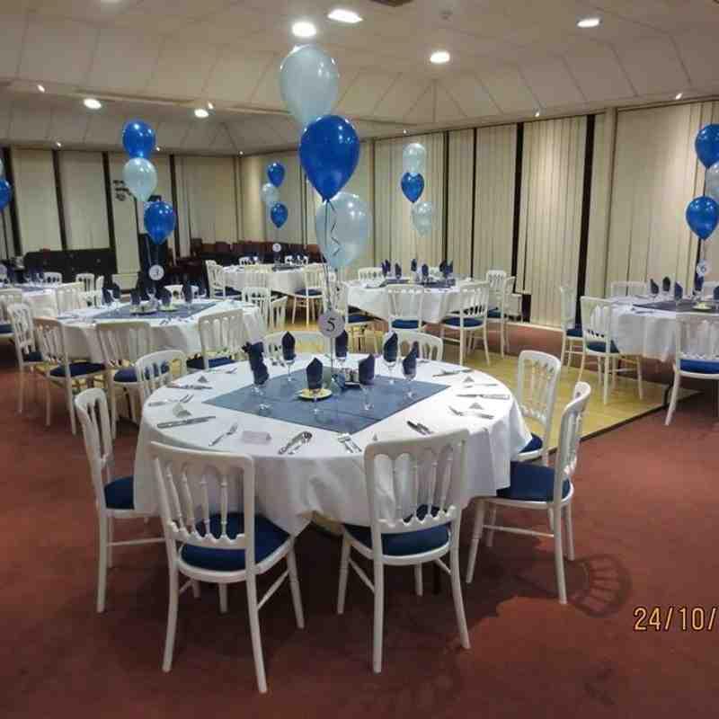 Kidlington CC 2014 Annual Dinner