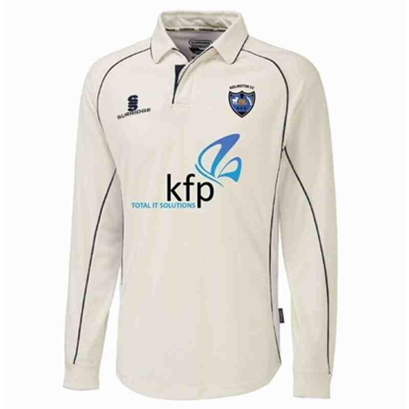 KCC L/S White Shirt