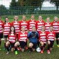 Belles Under 15s Reds beat Sheffield United Girls Reds