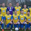 Tadley Calleva vs. Abingdon United Football Club