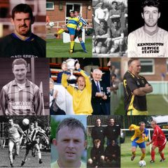 Pictorial History of Abingdon United FC & SC  1946/47-2016/17
