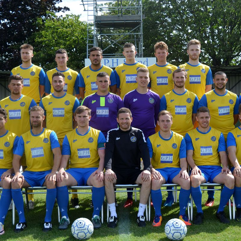 First Team  beat Lydney Town 1 - 2