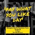 Abingdon Vs Thatcham