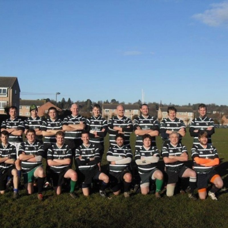 Wheatsheaf Cabin Crew lose to Dorchester II 38 - 12