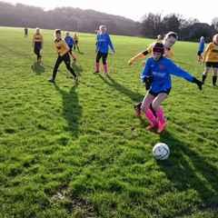 U14 Girls 5 -v-1 Goole Town Tigers
